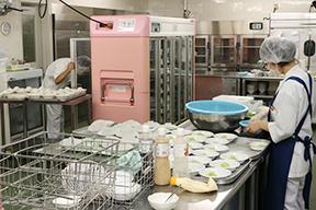 栄養管理室