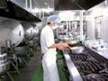 厨房作業風景